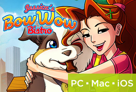 Gamers Digital Jessica's Bow-Wow Bistro