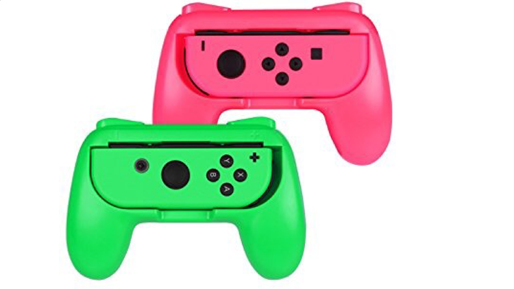 NEW Nintendo Switch JoyCon Grips